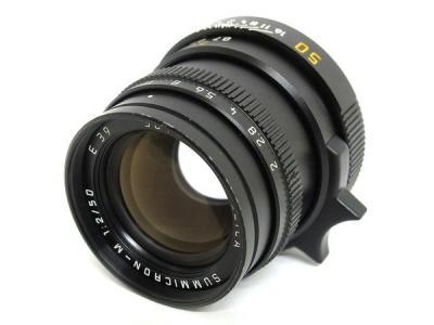 LEICA SUMMICRON-M 50mm F2 第4世代