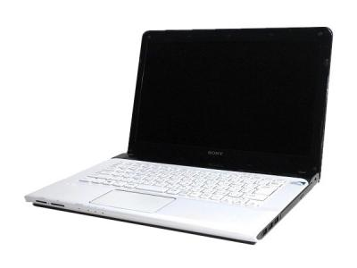 SONY VAIO Eシリーズ SVE14139CJW ノート PC Win8 HDD750GB 14インチ