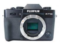 FUJIFILM 富士フイルム X-T10 一眼レフ カメラ ミラーレス 撮影 趣味 コレクション