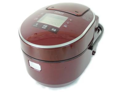 日立 打込鉄釜 RZ-WXV3000BKM 圧力 IH 炊飯器 5.5合 キッチン 家電