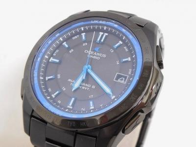 CASIO OCW-T100TB-1AJF オシアナス 電波ソーラー腕時計