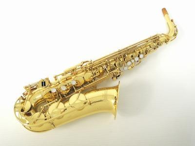 YAMAHA YAS-24 II アルト サックス 管楽器 初心者用