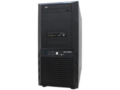 Dospara Prime Diginnos GALLERIA HX CB21 i7 3.4GHz 8GB HDD2TB GTX660 ASRock H77 Pro4/MVP Win7 Home 64bit デスクトップ