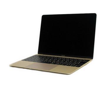 Apple MacBook MMGL2J/A MacBook Retina 12型 Early 2016 Core m3 8GB SSD256GB Sierra 10.12