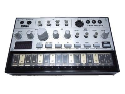 KORG コルグ volca bass アナログ シンセサイザー 音響 機器 機材 オーディオ