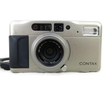 CONTAX TVS VARIO Sonnar 3.5-6.5 28-56mm T* コンパクト フィルム カメラ