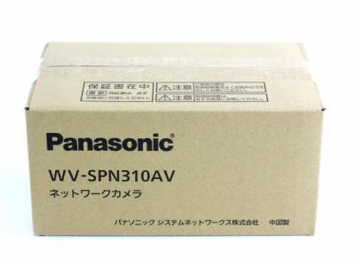 Panasonic パナソニック i-PRO SmartHD WV-SPN310AV ネットワークカメラ 監視カメラ 屋内