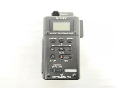 SONY メモリーレコーディングユニット HVRA-CR1