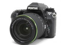 PENTAX K-3 II 18-135 WR デジタル 一眼レフ レンズキット