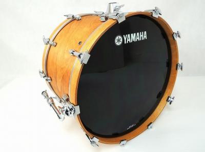 YAMAHA Birch Custom Absolute BBD1522J バスドラム ヴィンテージナチュラル