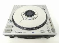 Technics CDJ ターンテーブル テクニクス SL-DZ1200 DJ機器