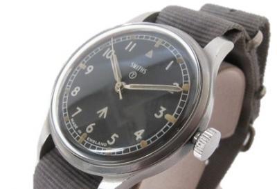 SMITHS BRITISH ARMY W10 6645-99-961-4045 2984/69 69年製 英国軍採用 手巻き 時計