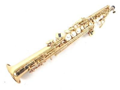 YAMAHA ソプラノサックス YSS-875EX サクスフォン 管楽器