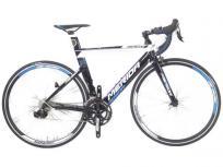 展示品 MERIDA メリダ REACTO 400 500 ブラック/ブルー ロードバイク 2015 SHIMANO 105