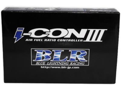 BLR ブルーライトニングレーシング i-CON III インジェクションコントローラー 3S008-S8-00 適合車種 SUZUKI GSXR600/750