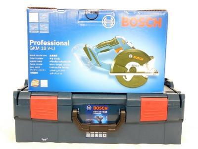 ボッシュ インパクト&チップソーカッターセット GDX18V-EC6J2 GKM 18V-LI