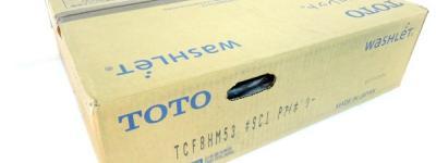 TOTO TCF8HM53 ウオシュレット 温水 便座 Pアイボリー