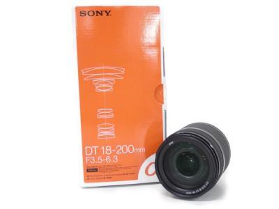 SONY ソニー DT 18-200mm F3.5-6.3 SAL18200 レンズ