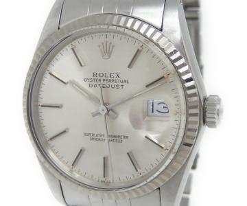 ROLEX ロレックス デイトジャスト 16014 861番(84年頃製) メンズ 腕時計 自動巻き ステンレス ホワイトゴールド