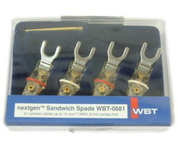 WBT WBT-0681 nextgen Sndwich Spade Yラグ 機器