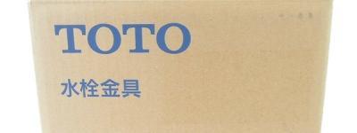 未開封 TOTO TENA50AW アクアオート 混合栓 サーモスタット