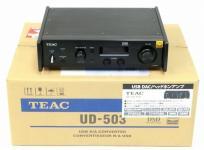 TEAC UD-503 デュアルモノーラルUSB DAC/ヘッドホンアンプ