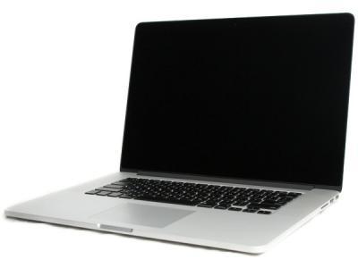 Apple アップル MacBook Pro MC976J/A ノートPC 15.4型 Corei7/8GB/SSD:512GB