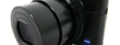 SONY ソニー デジタルカメラ Cyber-shot RX100 ブラック コンデジ デジカメ DSC-RX100 1.0型センサー F1.8レンズ ブラック