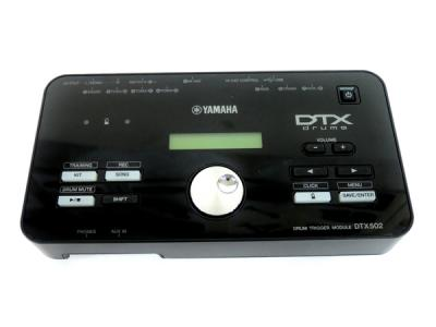 YAMAHA DTX-502 ヤマハ ドラム トリガーモジュール