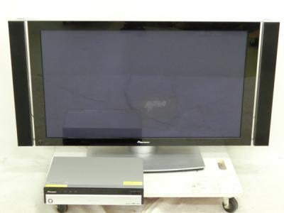 Pioneer ピュアビジョン PDP-506HD プラズマテレビ(TVセット)