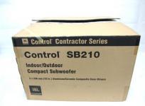 JBL Control SB210 800W サブウーファー スピーカー