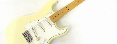 Fender Japan ST68-85TX ストラトキャスター ギター テキサススペシャル Vintage White ジミヘン