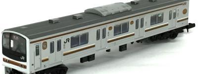TOMYTEC 鉄コレJR205系600番代日光線 4両セット