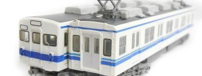TOMYTEC トミーテック 鉄コレ 東武鉄道8000系 新塗装 2両セット クハ8100 モハ8200