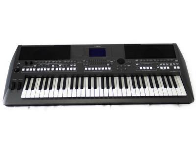 YAMAHA PORTATONE PSR-S670 電子キーボード ポータトーン