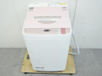 SHARP シャープ ES-TX750-P 洗濯機 7.0kg ピンク