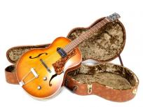 Godin 5th Avenue Kingpin P90 Cognac Burst ゴダン フルアコ ギター