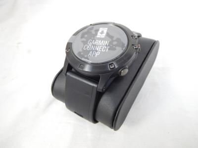 GARMIN ランニング ウォッチ fenix 5X ウェアラブル