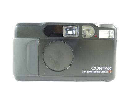 コンタックス CONTAX T2 ブラックリミッテッド 2000台 限定モデル フィルムカメラ