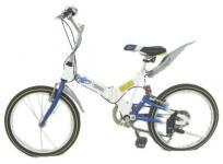 横浜 ベイスターズ 折りたたみ 自転車 限定 楽直大型の買取