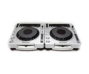 Pioneer パイオニア CDJ-800MK2 ターンテーブル 2台セット CD DJ機器