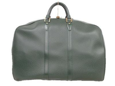 LOUIS VUITTON ルイヴィトン タイガ エランガ M30104 エピセア メンズ 旅行バッグ ビジネスバッグ 緑