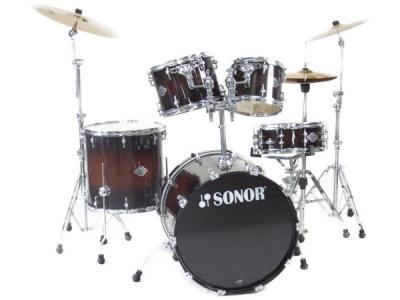 soner select force SABIAN B8シリーズ ドラムセット
