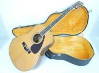 YAMAHA L-15 アコースティックギター 後期型 ハカランダ ハードケース付き
