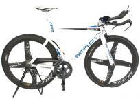 ロードバイク MR.T SIMPLON アルテグラ10段 自転車 ホイール MARK 1 TT 楽直の買取