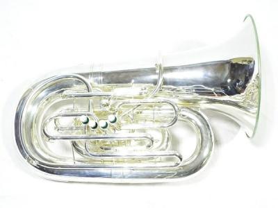 カリソン Kalison K2001 C チューバ C管 管楽器 4ピストン 直