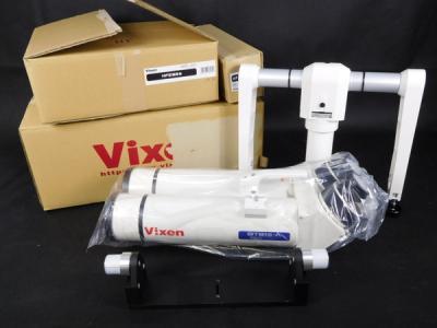 Vixen HF2-BT81S-A 望遠鏡 対空双眼鏡 セット BT81S HF2 経緯台 A鏡筒