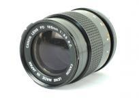 CANON FD 135mm F3.5 S.C. 単焦点 レンズ
