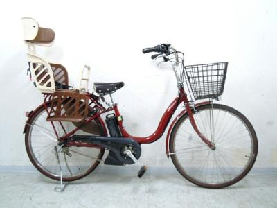 YAMAHA パス ナチュラL PA26NLDX 電動自転車大型