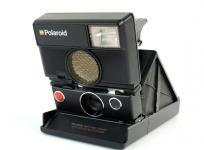 希少! ポラロイド 一眼 レフ フィルム カメラ 600 動作確認済 折りたたみ式